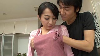 Nothing pleases Takita Eriko more than getting her cunt smashed