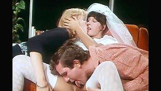 Hot Babe Brigitte Lahaie In La Rabatteuse (1978)