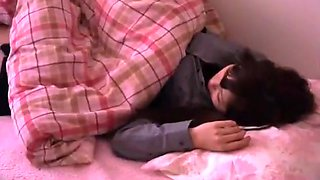 Asian porn 2014101416 Sleeping Chinese girlfriend stripped and fingered