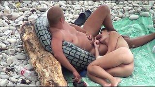 beach sex Voyeur 1 DR3