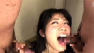 Korean abuse hardcore Creampie Gangbang