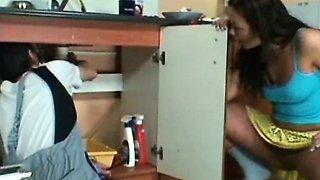 Seducing the plumber