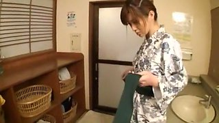 Amazing Japanese slut in Exotic /Futanari, Showers JAV movie