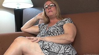 Horny Mom Desires A Black Monster Cock
