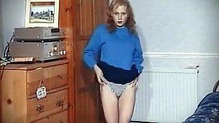 RHYTHM DANCING - tiny college girl raver strip dance tease