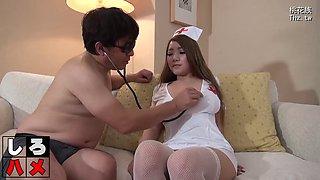 Shaved Nurse