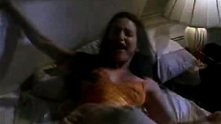 Kristin Davis nude showing her nice breasts in various hot