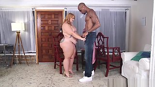 Amazing sex scene BBW only for you