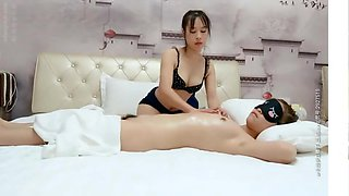 Sex at the Chinese massage parlor