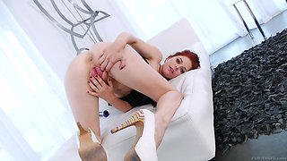 Compilation of dirty pornstars having sex with massive toys