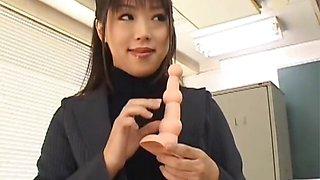 Bunko Kanazawa Naughty Asian teacher