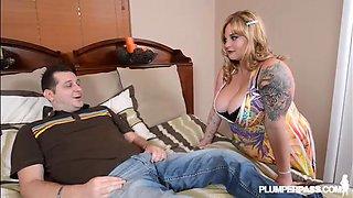 BBW Girlfriend - PlumperPass