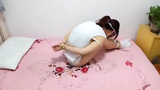 Chinese Girl Friend Tickle