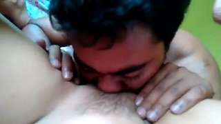 Bengali girl enjoying sex with her friend