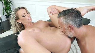 Australian boss Isabelle Deltore needs something more than massage