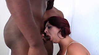 Hot milf and her college girl lover 273