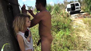 Slave story Helpless teenager Lily Dixon is lost and