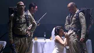 Amazing Ghostbusters porn parody with hot Veronica Avluv