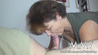 MMVFilms Video: Mature Couple Fucking