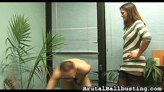 Cece Stone\'s Office Punishment