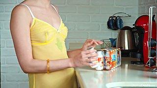 Milk Pleasure - Alice Shea - EternalDesire