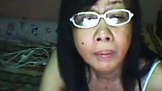 Mature Filipina granny