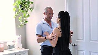 Asian Chubby Teen Alona Bloom Wants Mature Hard Dick