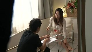 Best Japanese model in Amazing Small Tits, Cunnilingus JAV video