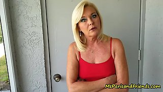 Mommyson taboo featuring ms paris rose