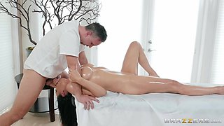 every massage session should end like this