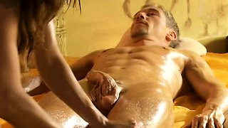 Turkish Massage Exotic MILF