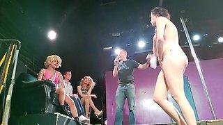 Porn Idol TV Show Nude Final