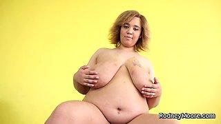 Ball Licking Fat Sperm Bank Whore
