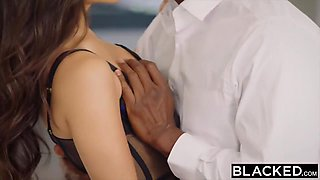 Cheating Houswife Caught With Black Man On Secret Camera With Jynx Maze