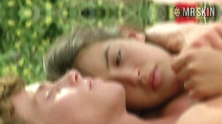 The hottest iconic topless movie scene with gorgeous babe Phoebe Cates
