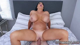 Hardcore strapon revenge Angry Milf Fucking Her Stepcompeers son Hard