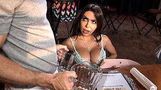 Lela Star & Michael Vegas in Creampie Diaries: Part 2 - BRAZZERS