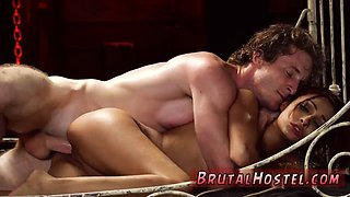 Extreme kissing and anal bdsm public Poor little Jade Jantzen she just desired to have a