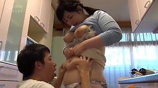 Sasa Sexy Women in Kitchen
