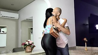 TS Escort Nicolly Lopes Creampies Client