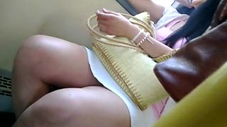 Flashing in bus
