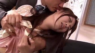 I, In Fact, Continues Being Fucked By Boss Of The Husband ... Eri Hosaka