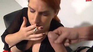 smoking facial mix