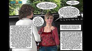 3D Comic: Hippy Hills. Episode 1