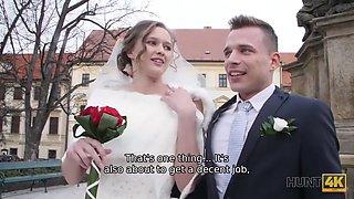 Abused bride