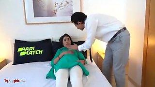 Ghar Par Wife Ko Dekhane Aaye Doctor Ne Ki Chudai