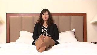 Unbelievable Japanese girl in Amazing Korean, Dildos/Toys JAV video show