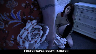 Cute Chick Fucked By Foster Parent On Thanksgiving