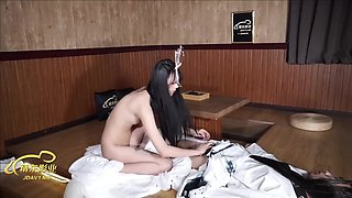 Model - Hot Ancient Chinese Warriors Fuck