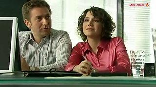 Olga Boladz Footsie Under The Table